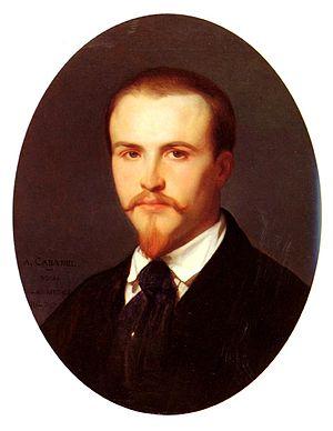 Alexandre Cabanel - Self-portrait (1847)