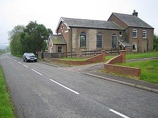 Aley Green village in United Kingdom