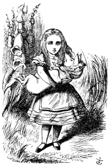 Alice (Alice's Adventures in Wonderland) - Wikipedia