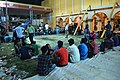 All-night Adda - Durga Puja Festival - Ballygunge Durga Puja Samiti - Maddox Square - Kolkata 2017-09-26 3976.JPG