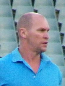 Description de l'image  Allan Langer (28 July 2009, Sydney).jpg.