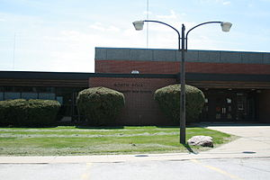 Alleman, Iowa - North Polk Community High School