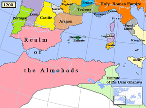 Abdallah al-Adil - Almohad realm of the 13th century