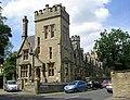 Almshouses - Margaret Street, Hopwood Lane - geograph.org.uk - 868182.jpg