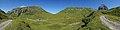 Alpe Brazer Staffel 1961m vor dem Stierloch Joch, Panorama.jpg