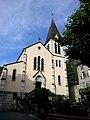 Alpes Haute-Provence Castellane Eglise Sacre-Coeur Portail 12072014 - panoramio.jpg