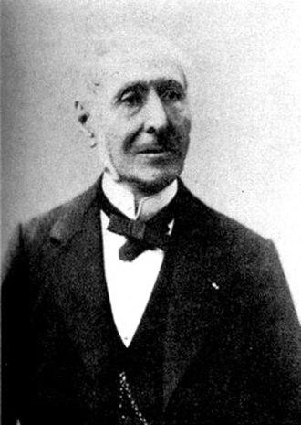 Alphonse Pyramus de Candolle - Alphonse Pyrame de Candolle