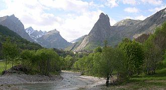 Acceglio - The high Val Maira, near Chiappera