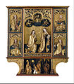 Altarpiece of the Annunciation from Kisszeben - Google Art Project.jpg