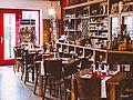 Altkötzschenbroda 27 Radebeul Dining Area 2013.jpg