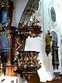 Altmünster St.Benedikt - Kanzel.jpg