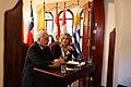 Alto representante de MERCOSUR, Samuel Pinheiro Guimaraes, visita sede de UNASUR (6347696614).jpg