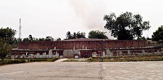 Amaravati Stupa - Ruins of the stupa