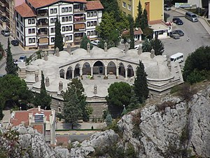 Büyük Aga Medrese - Büyük Ağa Medresesi (Amasya)
