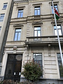 Embassy of Kenya in Berlin Germany