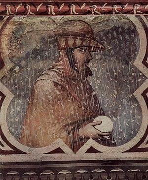 Snowball - Ambrogio Lorenzetti's Winter
