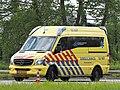 Ambulance 12-167, Ongeluk Van Heuven Goedhartlaan.JPG