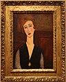 Amedeo modigliani, ritratto di donna, 1917-18, 01.jpg