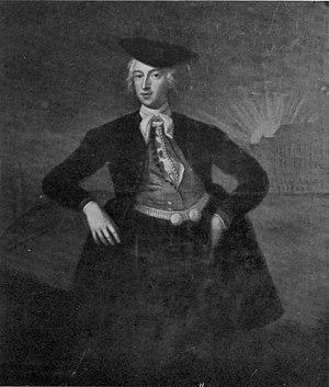 Lorens Pasch the Elder - Image: Amiral Carl Tersmeden