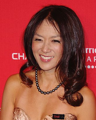 Amy Chua - Chua in April 2012