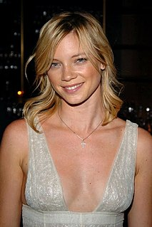 Amy Smart American actress and former fashion model