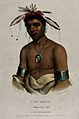 An Ojibwa chief Wellcome V0047526.jpg