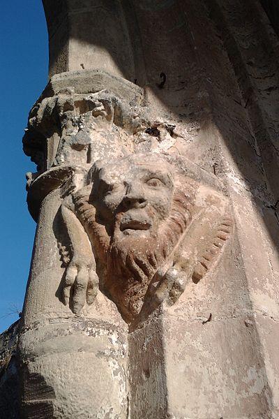 Ancienne église d'fr:Auxais