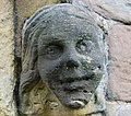 Ancient Carving St Matthews Morley.JPG