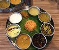 Andhra meals in restaurant.jpg