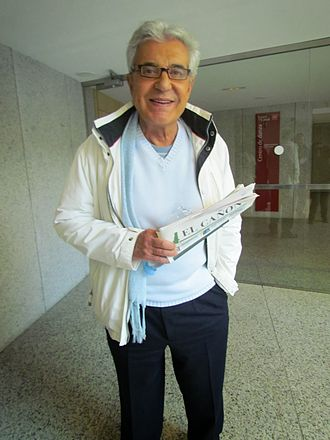 Andrés Pajares - Pajares in 2014
