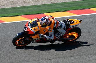 Andrea Dovizioso - Dovizioso at the 2009 Italian Grand Prix