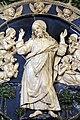 Andrea e Giovanni della Robbia, Ascensione di Gesù, 1495-1500 (03).jpg