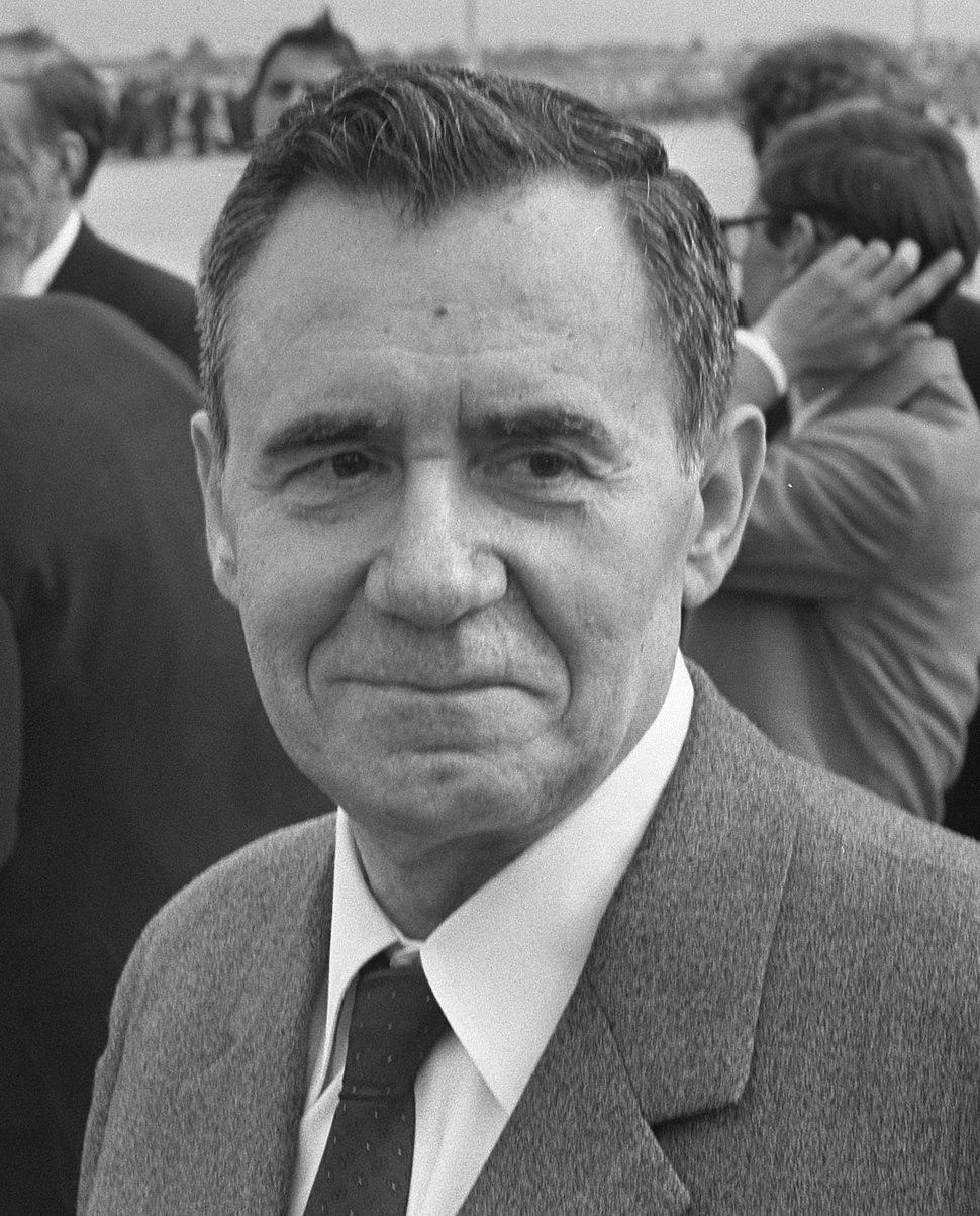 Andrei Gromyko 1972