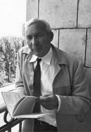 Andrey Kolmogorov - Image: Andrej Nikolajewitsch Kolmogorov