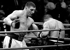 Golota en 2008, contre Mike Mollo