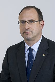 Polish volleyball player and politician