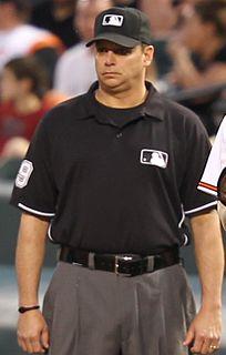 Andy Fletcher (umpire) American baseball umpire