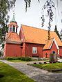 Angelniemi church from south Salo Finland.jpg