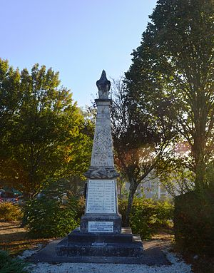 Angliers, Charente-Maritime - Angliers War Memorial