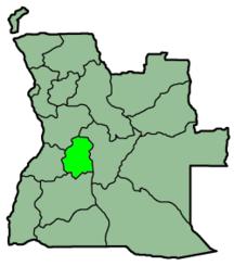 Prowincja Huambo