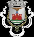 Angra do Heroísmo, Azores, Portugal (brasões) .png