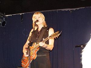 Anne Grete Preus - Norwegian singer Anne Grete Preus in 2007