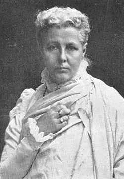 Annie besant in 1897