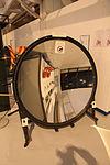 Anti-aircraft searchlight mirror Keski-Suomen ilmailumuseo.JPG