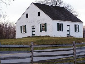 Antietam National Battlefield - Dunker Church