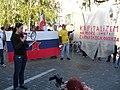 Antifašistični marš Ljubljana 2014 8.JPG