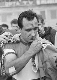 Antonio Maspes track cyclist