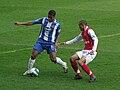 Antonio Valencia vs Gael Clichy.jpg