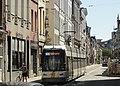 Antwerpen - Antwerpse tram, 23 juli 2019 (057, Lange Nieuwstraat).JPG