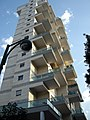 Apartment building corner Jabotinsky and Ben Gurion St. Ramat Gan - panoramio.jpg